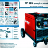 HELVI® TP225 Pulse Mig Welder