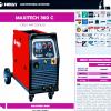 Helvi® MAXITECH 360 C Welder